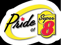 Pride of Super 8 - Monroe, Wisconsin
